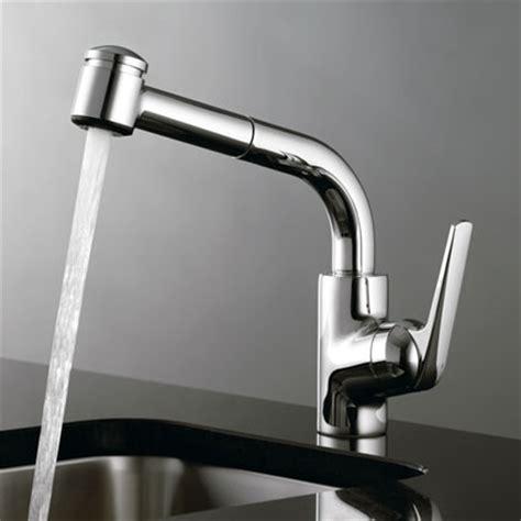 robinet escamotable cuisine kwc domo 10 061 003 000 mitigeur d évier à douchette