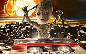 Wallpaper Baby Groot, Guardians Of The Galaxy Vol 2, HD ...