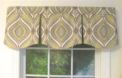 Custom Window Valances almost custom window valances window treatments design ideas