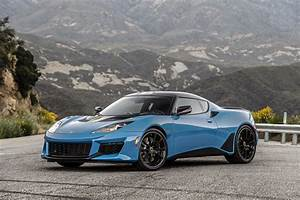 2020 Lotus Evora Gt Debuts With More Power  Less Weight
