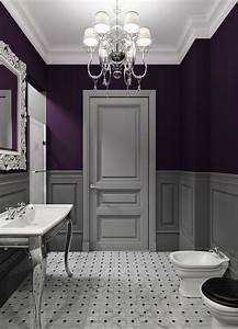 Purple, Is, A, Very, Victorian, Color, And, With, This, Renovation