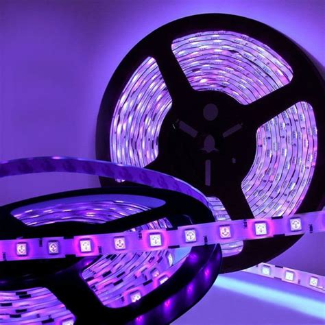tanbaby led purple color 60led m 3528 smd