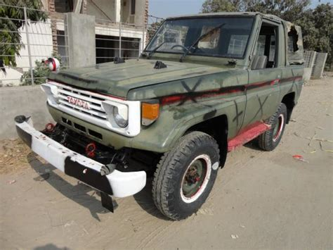 jeep pakistan toyota rkr jeep for sale in pakistan