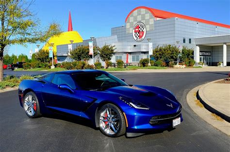 national corvette museum visit nashville tn