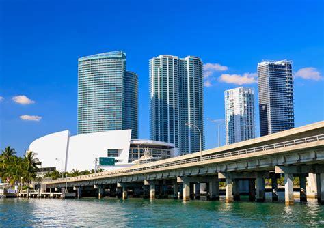 Downtown Miami Skyline Wallpaper Downtown Miami Sobe Luxury Homes
