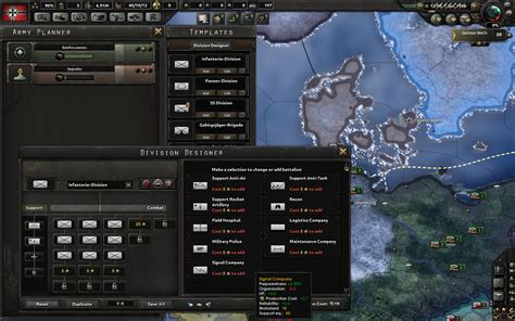 hoi4 division template what division compositions are planning on using hoi4