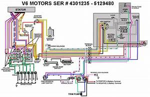 Mercury Outboard Wiring Diagrams