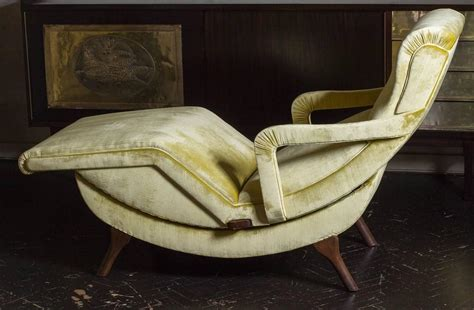 1970s italian chaise lounge at 1stdibs