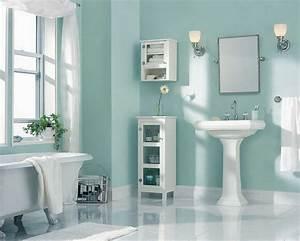 Best paint color for bathroom using light blue wall paint for Recommended paint for bathroom