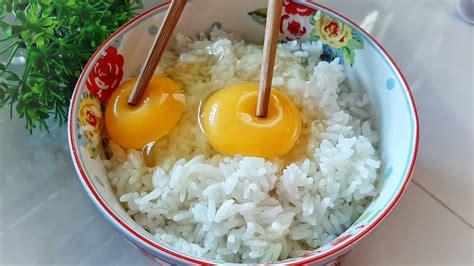 Ini adalah hidangan mi berkuah yang sangat populer. NASI DICAMPUR TELUR VIRAL DI KOREA   ENAK BANGET!!! RESEP MASAKAN - YouTube