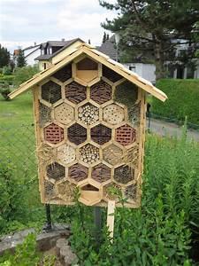 Bienenhaus Selber Bauen : vier sterne insektenhotel bauanleitung zum selber bauen ~ Lizthompson.info Haus und Dekorationen