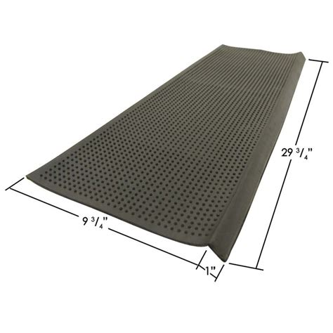 Gymnastics Floor Mat Dimensions by Quot Safety Quot Rubber Stair Mats