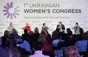 Ukraine's Women Leaders Join in Kyiv for the Nation's ...