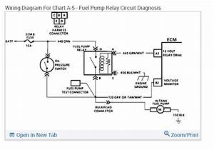 1993 Chevy S10 Fuel Pump Wiring Diagram