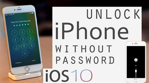 to unlock iphones without knowing password you can unlock any iphone without the