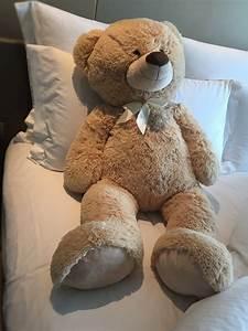 Teddybär Xxl Günstig : xxl teddyb r b r 1m gro in hellbraun kuscheltier teddy ebay ~ Orissabook.com Haus und Dekorationen