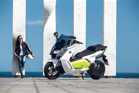 2 Person Scooter Bmw by Bmw Plans Electric Expansion With Cut Price C Evolution Mcn