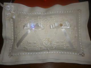 cuscini portafedi punto croce dolci e ricami il cuscino portafedi baby bedding sets
