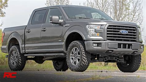 ford     suspension lift kit  rough