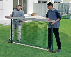 zaun setzen With katzennetz balkon mit garde funkuhren herren