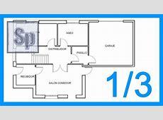 Autocad 13 Dibujar el plano de una casa paso a paso en