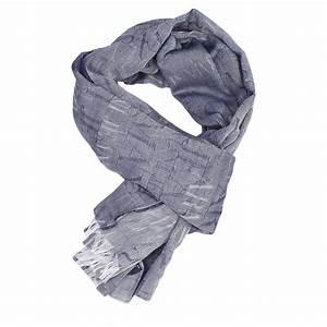 Lyst - Armani Jeans Giorgio Armani Menu0026#39;s Scarf in Blue for Men