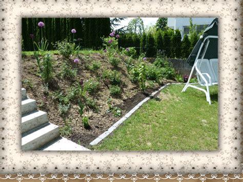 Böschung Bepflanzen Pflegeleicht by Hecke Mit Bank Geplant Breite Ausreichend Seite 1