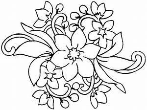Ausmalbilder Blumen Kostenlos Blumen Guten Morgen Ausmalbilder