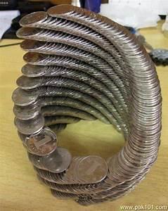 Funny Picture Amazing coins creativity | Pak101.com