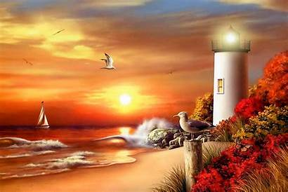 Lighthouse Background Wallpapers