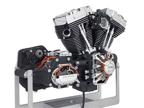 Diagram Of Primary 88 Cubic In Road King by 2012 Harley Davidson 103 V Engine Review