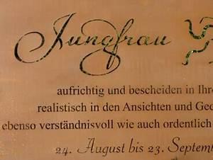 Horoskop Jungfrau Frau : edelrost sternzeichen gedichttafel jungfrau angels garden dekoshop ~ Buech-reservation.com Haus und Dekorationen