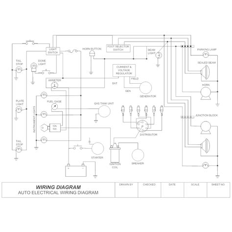 wiring diagram auto