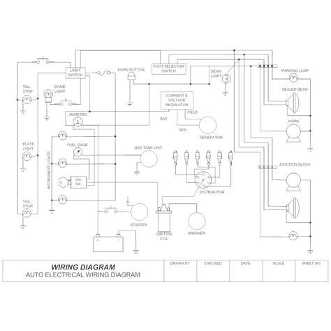 Wiring Diagram Auto