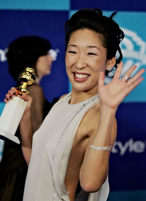 sandra oh latest movie sandra oh in warner brothers instyle golden globe party