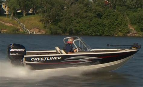 Crestliner Boat Trailer Lights by Aluminum Fishing Boats Light Economical And Seaworthy