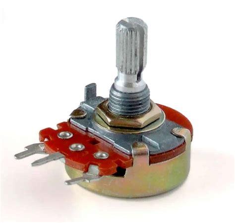 variabel resistor 50k ohm qué es un potenciómetro curiosoando