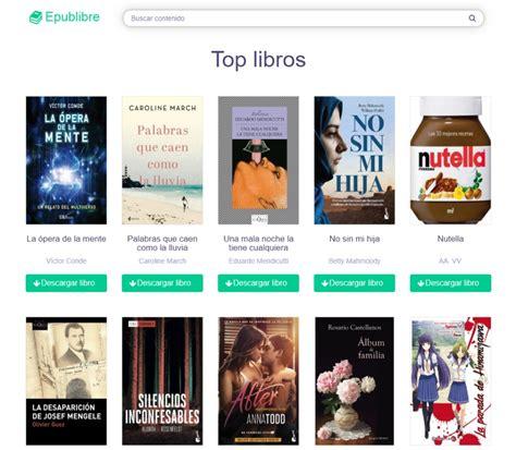 Erina alcala ← libro anterior. 10 sitios webs para descargar libros pdf en español gratis y legal