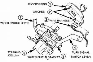 Is It Easier To Replace The Whole Steering Column Rather Than Just The Clockspring In My 98 Jeep