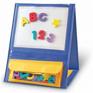 magnetic tabletop pocket chart educational toys planet With magnetic letters and numbers and board