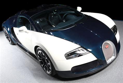 Bugatti celebrates its 110th anniversary with two world premieres at geneva motor show. 2010 Geneva Auto Show: Bugatti Veyron Grand Sport Blue Carbon - autoevolution