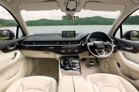 Double Torque Audi Q7 Test Drive