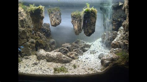 Waterfall Aquascape by Aquascape Waterfall Its Called Strenght Of A Thousand