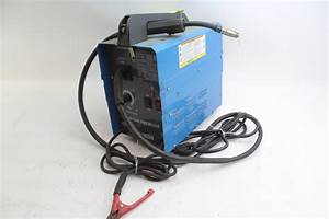 Chicago Electric Welding Systems Flux Wire Welder