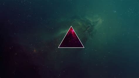 Space Abstract Wallpaper Hd Space Triangle Cool Wallpapers