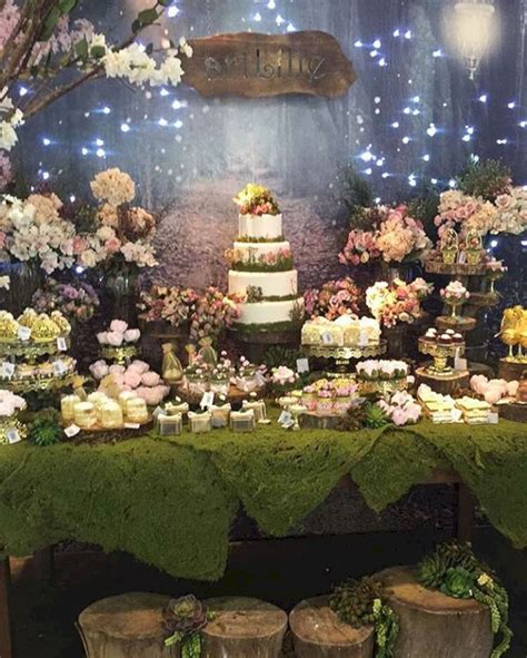 enchanted forest theme party decorations oosile