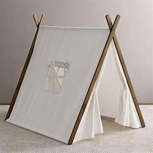 Fabriquer Tipi Enfant : comment fabriquer un tipi 60 id es pour une tente indienne sympa chambre enfant fille ~ Voncanada.com Idées de Décoration