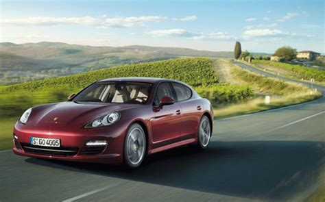 The Clarkson Review Porsche Panamera (2011