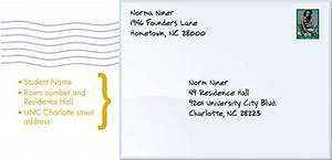 packages auxiliary services unc charlotte With how to mass mail letters