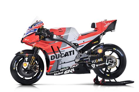 2018 Ducati Motogp Bike & Riders Exposed
